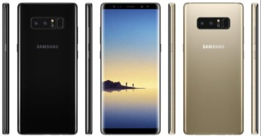 Galaxy Note 8 Official Android Oreo OTA update   Android 8.0