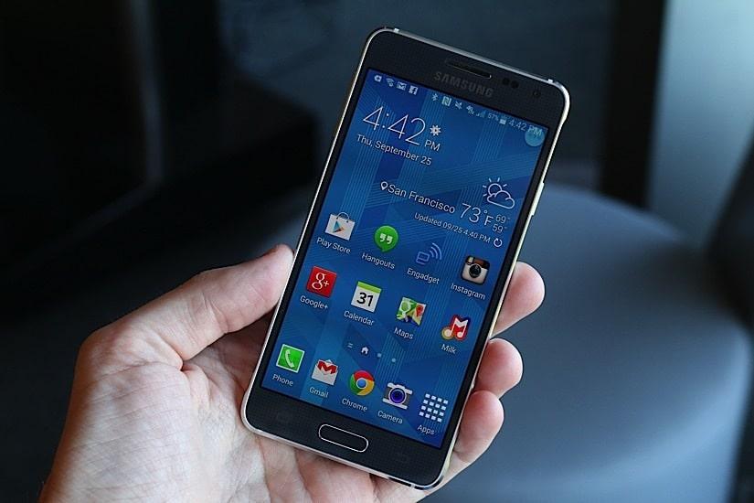 Lineage OS 15 On Galaxy A3 A300F (Oreo)