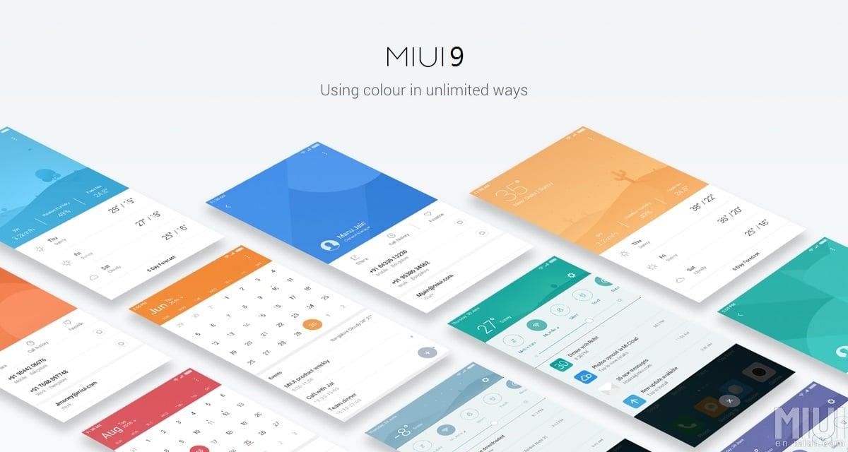 MIUI 9 Global Beta ROM