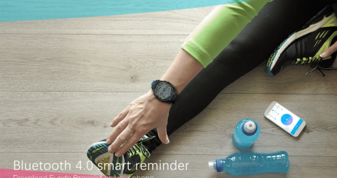 NO. 1 F3 Sports Smartwatch available for $21.99