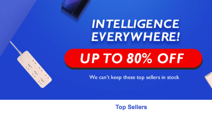 YoShop Intelligence Everywhere sale: Get up to 80% off on top products