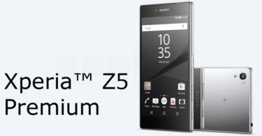 Lineage OS 15 on Sony Xperia Z5 Premium