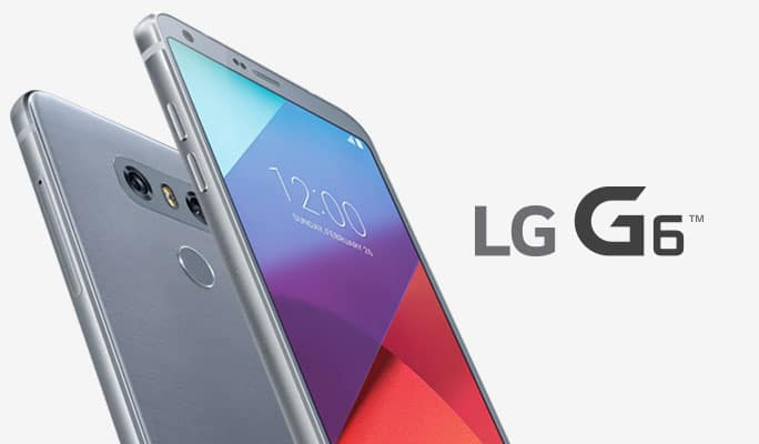 Lineage OS 15 on LG G6