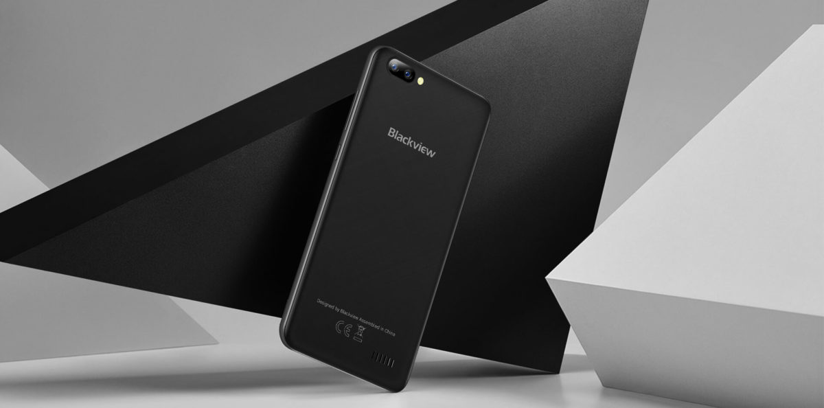 Root Blackview A7