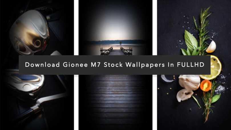 Download Gionee M7 Stock Wallpapers In FULL-HD Resolution