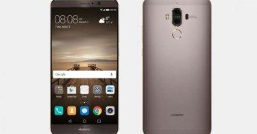 Huawei Mate 9 B196 Nougat Update