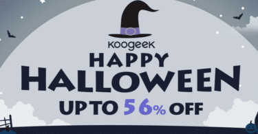 Koogeek Happy Halloween sale