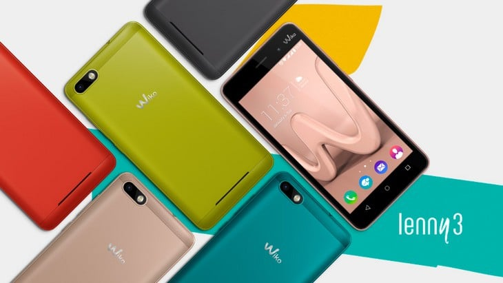 Download and Install Lineage OS 15 On Wiko Lenny 3