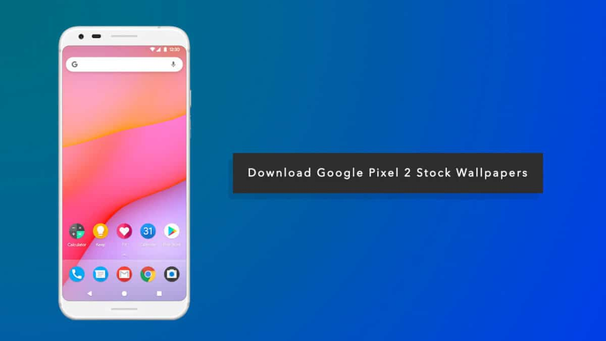 Download Google Pixel 2 Stock Wallpapers