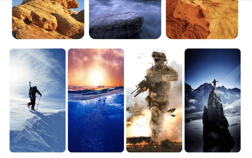 Ulephone U008 Pro Stock Wallpapers