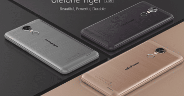 Lineage OS 15 For Ulefone Tiger Lite