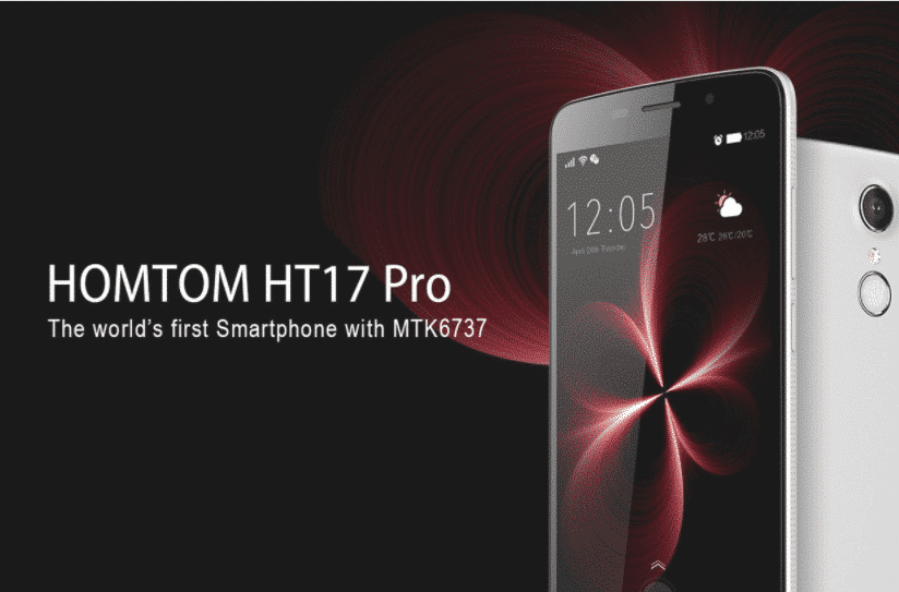 Lineage OS 15 For HomTom HT17 Pro