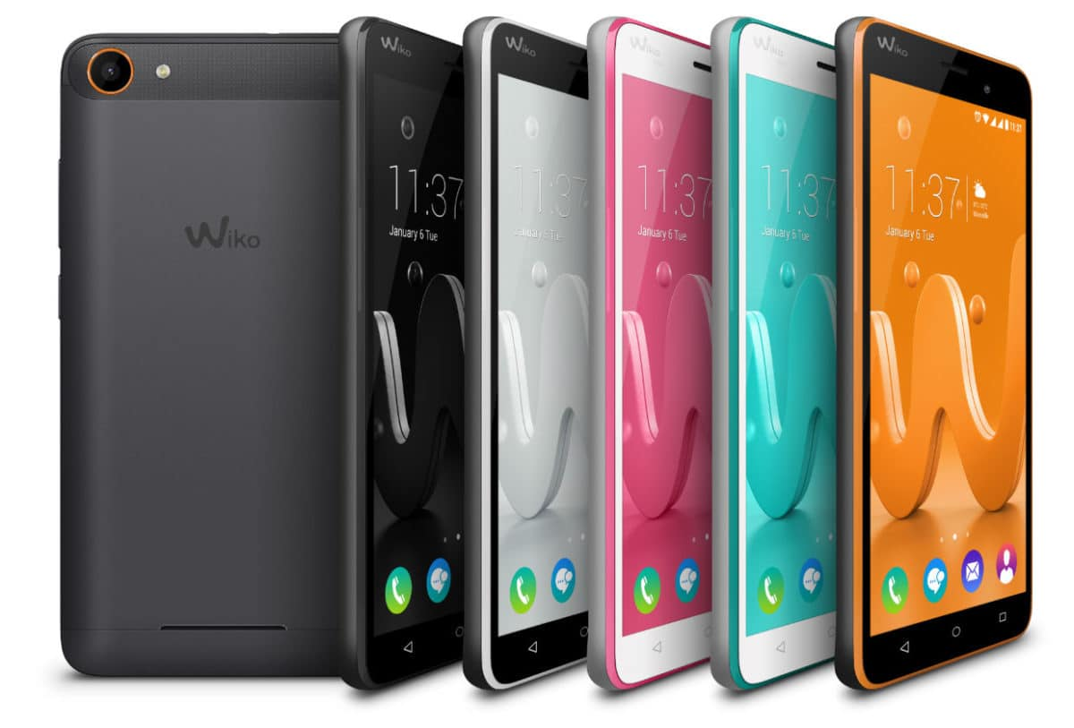 Lineage OS 15 On WIKO Jerry