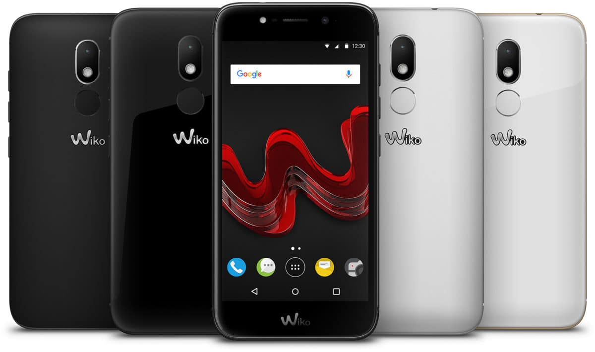 Official Android 7.1 Nougat On Wiko WIM Lite