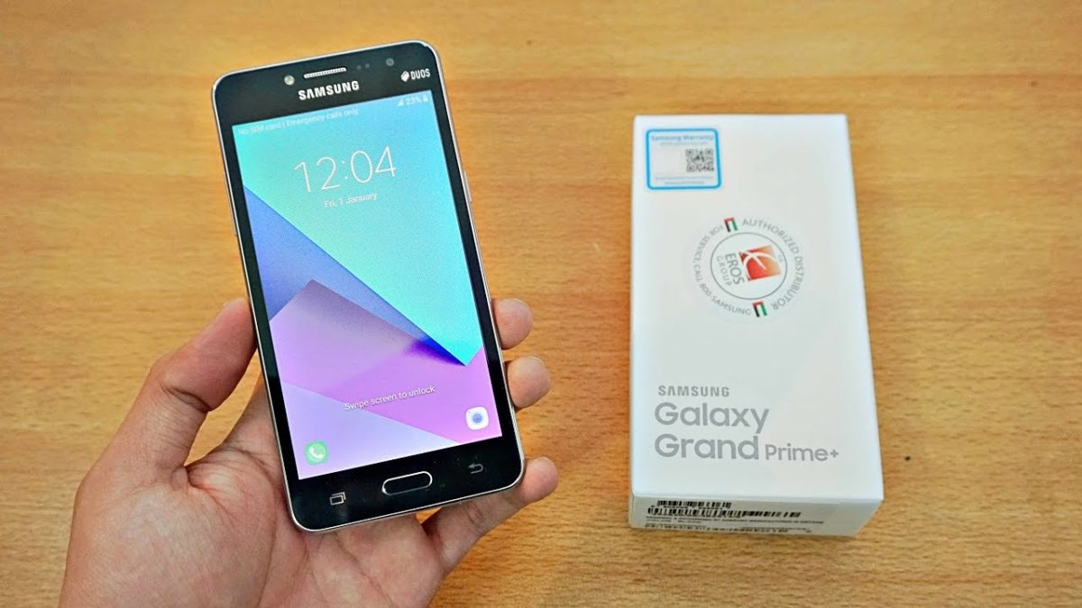 Lineage OS 15 For Galaxy Grand Prime Plus