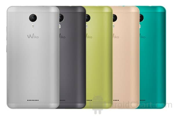 Lineage OS 15 On WIKO JERRY 2 (2017)