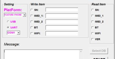 Download MTK IMEI Repair Tool (All Version)