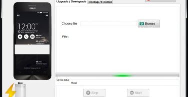 Download Asus Zenfone Flash Tool (All Versions)