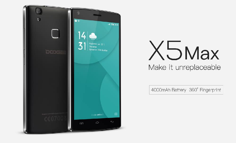 How To Root Doogee X5 Max and Install TWRP recovery