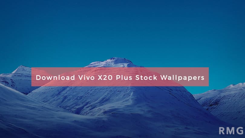 Download Vivo X20 Plus Stock Wallpapers