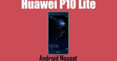 Huawei P10 Lite B191/B192 Nougat Update