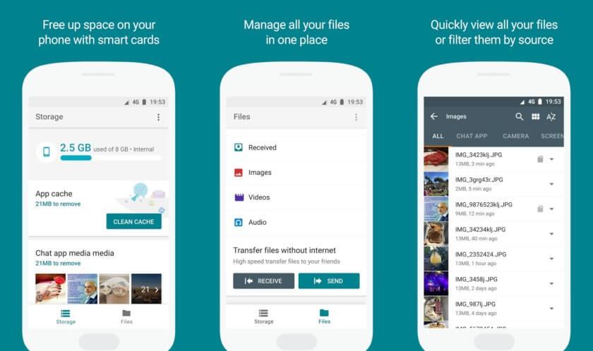 Download Files Go app APK File