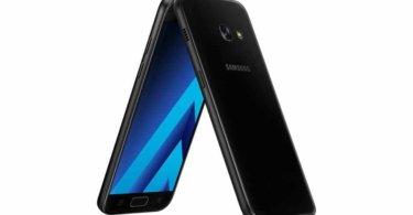 Galaxy A7 (2017) A720FXXU2BQK2 November 2017 security patch OTA Update