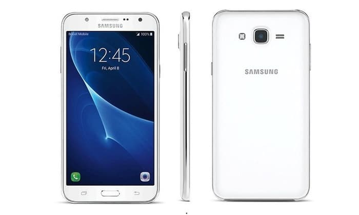 Galaxy J7 (Boost Mobile) J700PVPE2BQJ2 Android 7.0 Nougat Update