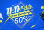 Gearbest 11.11 Mobile Gadgets Sale