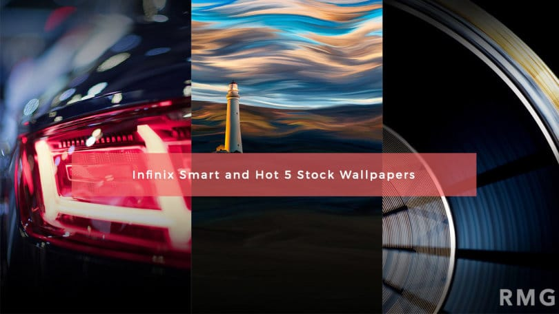 Download Infinix Smart and Hot 5 Stock Wallpapers