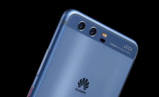 Download and Install Huawei P10 B179 Nougat Update European