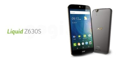 Install TWRP and Root Acer Liquid Z630S