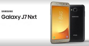 Galaxy J7 NXT Stock Firmware