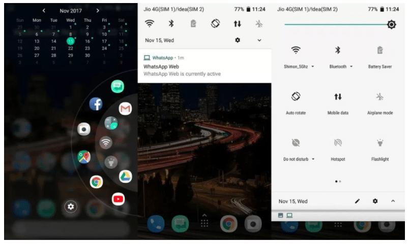 HTC U11's 2.31.709.1 Oreo Update In Taiwan