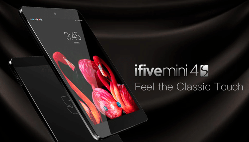 fnf Ifive Mini 4S Android 6.0 Tablet PC Review
