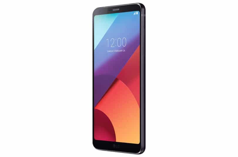 Verizon LG G6 VS98813A/October 2017 OTA Security Patch Update