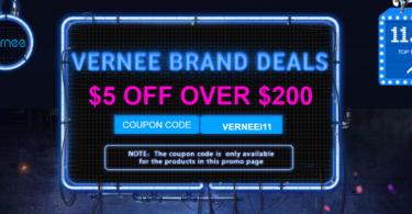 Vernee Brand Deals