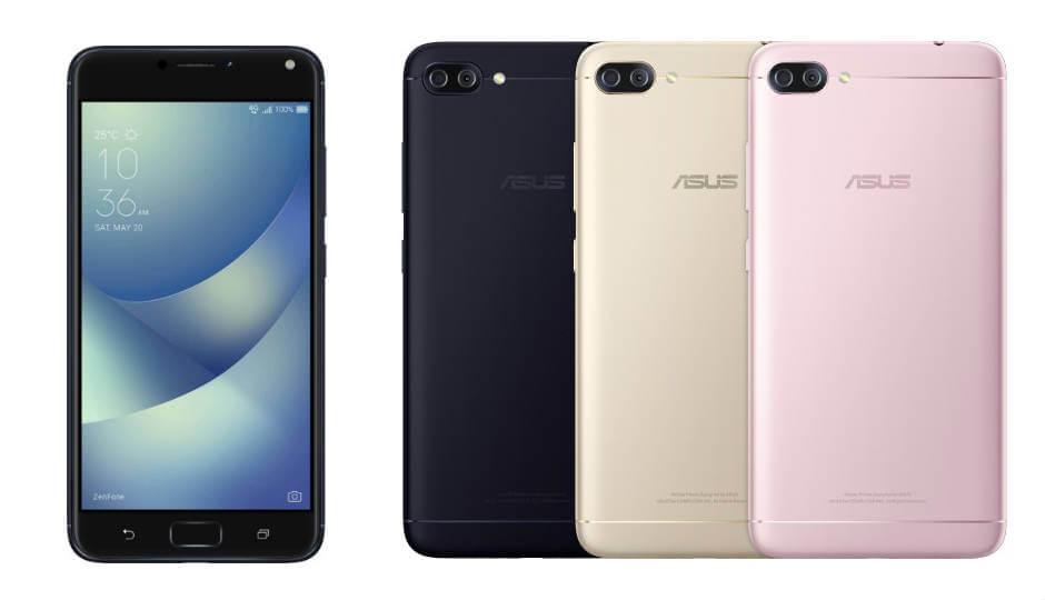 Asus Zenfone 4 Max Stock Wallpapers