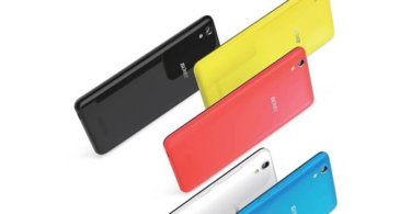 Install TWRP and Root GIONEE P5W