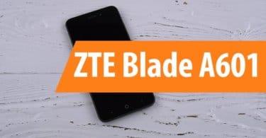 RootZTE Blade A601