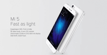 MIUI 9.1.1.0 Global Stable ROM On Xiaomi Mi 5