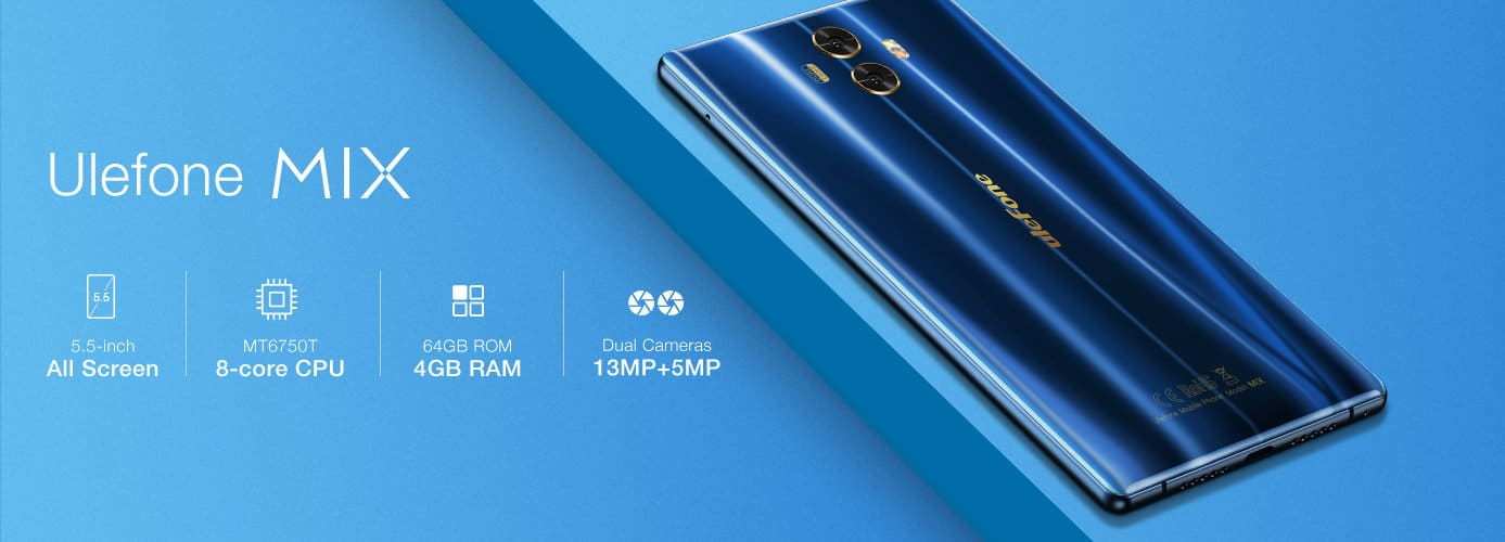 Root Ulefone Mix and Install TWRP recovery