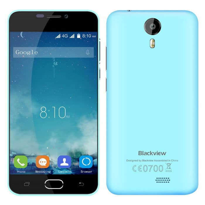 Install TWRP and Root Blackview BV2000