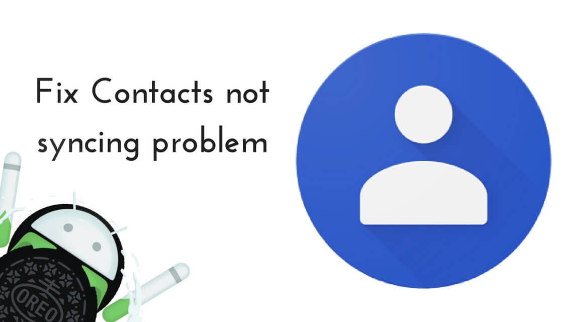 Contacts not syncing