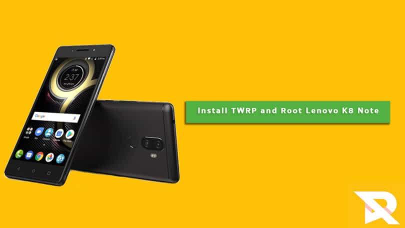 Unlock Bootloader Install Twrp Root Lenovo K8 Note – Desenhos Para