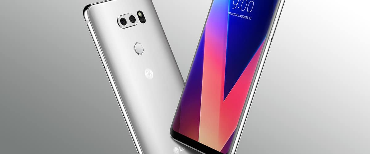 LG V30 N2G47H OTA Update With November Security Patch