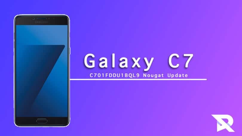 C701FDDU1BQL9 C7 Pro Nougat Update