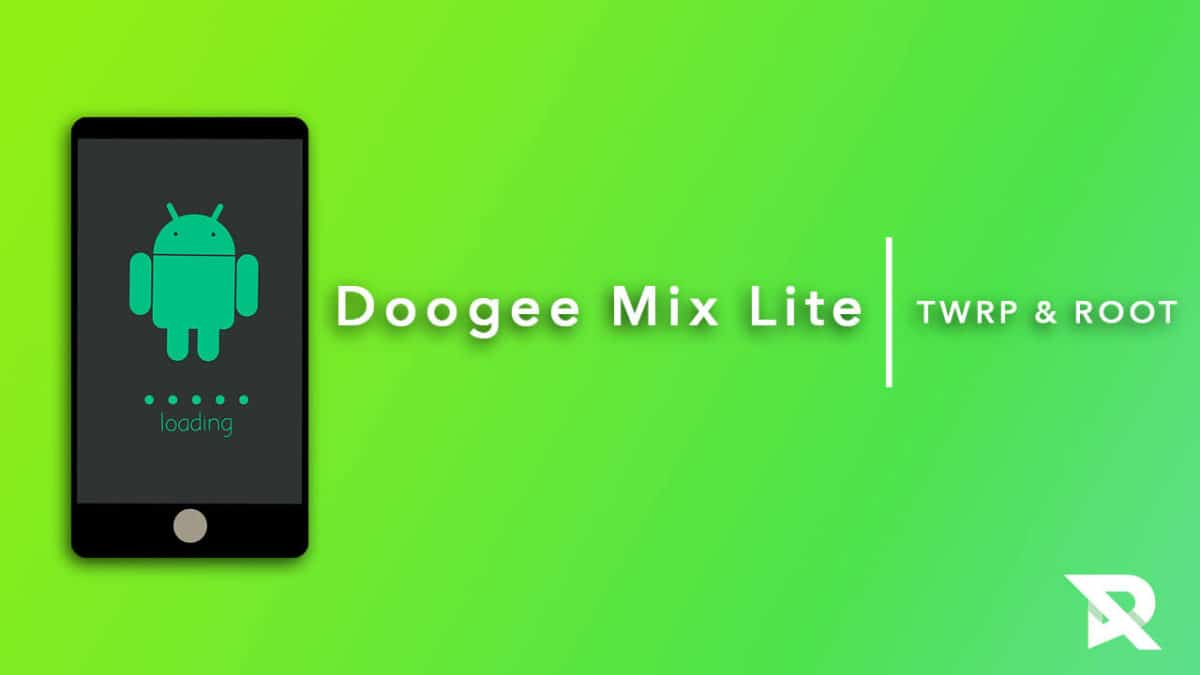 How To Root Doogee Mix Lite and Install TWRP Recovery In 2 Min