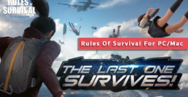 Download Rules Of Survival For PC On Windows and Mac