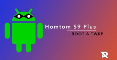 Root Homtom S9 Plus